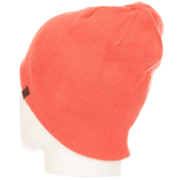 Шапка Rip Curl Brash Jr Beanie Hot Coral
