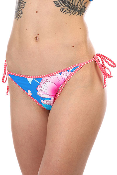 Женские плавки Rip Curl Infusion Flower Revo Cheeky Pant Brilliant Blue