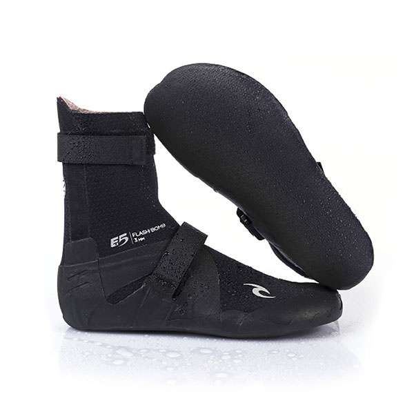 Гидроботинки Rip Curl Flashbomb 5mm Round Toe Black