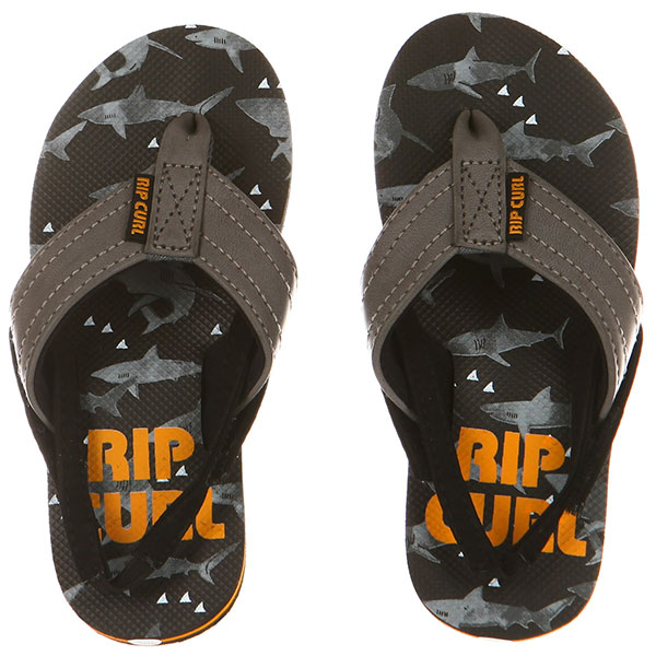Сандалии детские Rip Curl Ripper Kids Grey/Orange