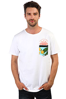 Футболка Rip Curl Till Dusk Ss Tee Optical White