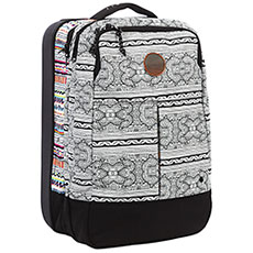Сумка дорожная Rip Curl F-light Cabin Mai Ohana 35 L White