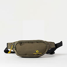 Сумка поясная Rip Curl Waist Bag Stacka Military Green